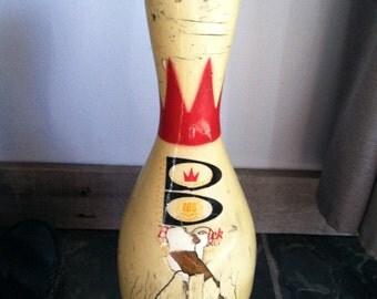 Vintage Brunswick Bowling Pin