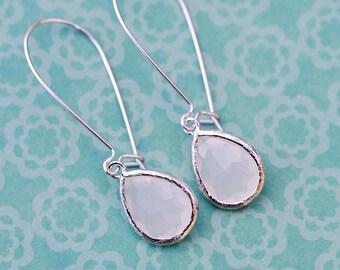 Earrings,Moonstone Earrings,Silver Earrings,Bride,Wedding,Aquamarine,Aquamarine Jewelry ,Wedding,Bridal, Bridesmaid Gift