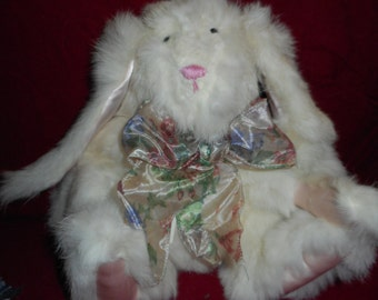 Easter Bunny, Handcrafted,