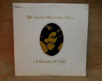 Dionne Warwick - The Dionne Warwick Story.. - 1971 Vintage Vinyl 2 lp Gatefold Record Album