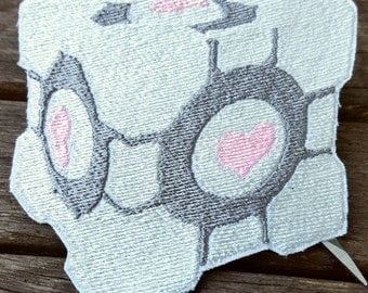 Portal Companion Cube Patch