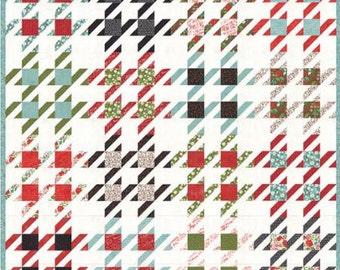 Checkmate Quilt Pattern by Vanessa Goertzen of Lella Boutique