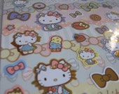 Lovely Japanese Hello Kitty Stickers - 37