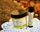 Genevieve Small Batch Lip Balm and Lotion Combo Gift Set