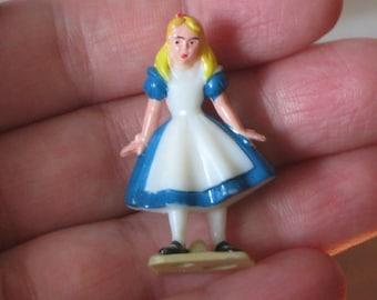 Vintage Disneykins Alice in Wonderland tiny collectible figurine