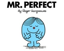 Mr. Perfect by Roger Hargreaves - Mr. Perfect - Roger Hargreaves - Vintage Books - Childrens Books
