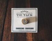 Custom Bullet Tie Tack - Magnetic