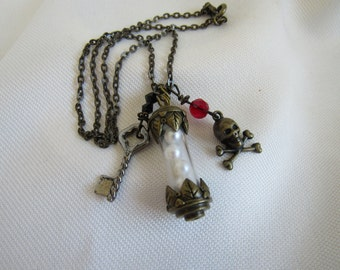 Pirate Treasure Necklace