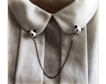 collier de col panda