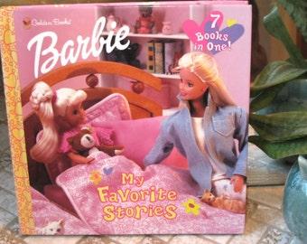 Barbie My Favorite Stories-7 in One Book