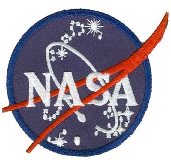 Items similar to Nasa Official Emblem Logo Uniform Patch 3 ...