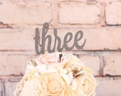 Glitter Table Numbers Wood Wedding Table Numbers Rustic Chic Wedding Centerpiece Table Numbers Rustic Wedding Centerpiece