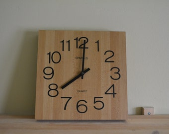 Spartus Minimal Wall Clock