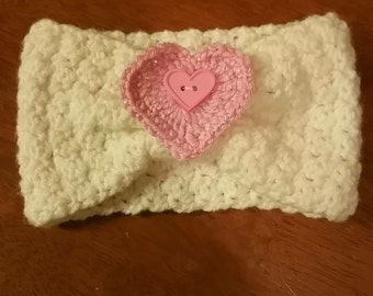Be My Valentine baby headband