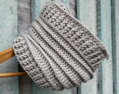 Crochet Pattern, Crochet Cowl Pattern, Scarf Crochet Pattern, Crochet Infinity Scarf Pattern, pdf Pattern Instant Download