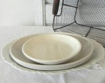 Vintage Serving Dishes