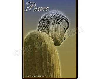 Buddha Peace Sticker