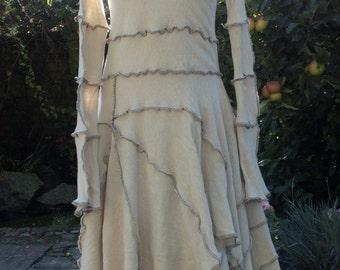 Natural Long Dress
