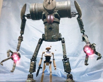 assemblage angel droid