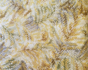 Harvest Wheat Fabric by Timeless Treasures