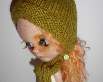 Blythe Elf Hat & Snake Scarf (BD15016)