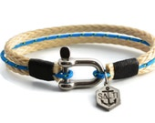 Men's Bracelet SALTI Nautical Bracelet '3rd Wave' (SQUALL)