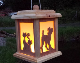Lady & The Tramp Lantern