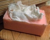 cotton candy goats milk glycerin soap