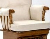 Arm Pad SlipCovers -- BUY This - to add Arm Pad Covers to your order