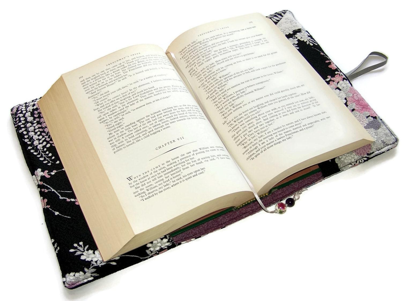 Book Cover Handmade Uk ~ Fabric book cover handmade bible kimono by