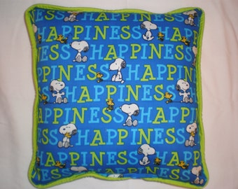 Happiness Snoopy Pillows