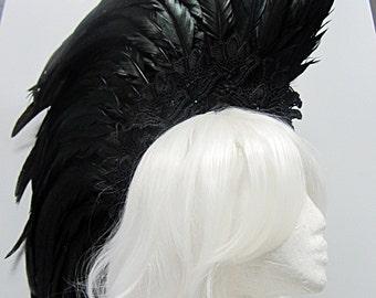 Ginat Feather Mohawk
