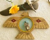 Thunderbird Dream Catcher , eagle