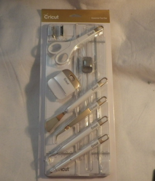 Cricut Explore Essential 9 Piece Tools Set From