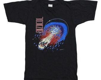 Journey Escape Tour Shirt 1981 Vintage Concert TShirt 1980s Rare Vtg 80s Rock Tee
