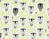 Happy Drawing - Sheep by Ed Emberley from Cloud9 Fabrics