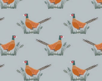 Country Life - Pheasant Field Gray from Lewis and Irene