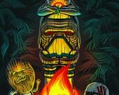 Tiki Star Wars Savages