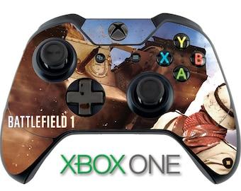 Battlefield 1 Skin Xbox One Controller Skin Wrap Sticker Soldier Tank Skin Xbox 1 Skin