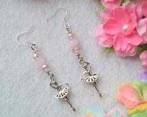 Pair of  Ballerina Earrings