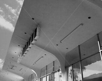 SALE - Ramon Drug building by Donald Wexler - demolished architecture - Photo print by Tayva Martinez