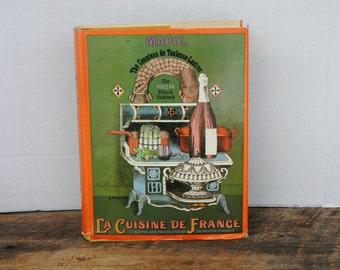 Vintage La Cuisine De France 1964 The Modern French Cookbook
