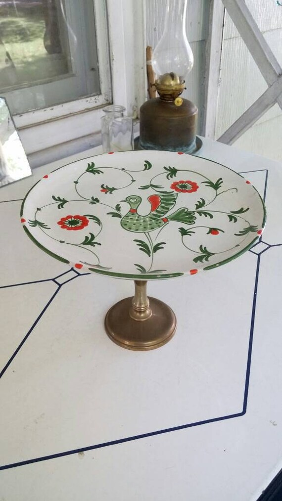 Cake stand plate table centerpiece dessert