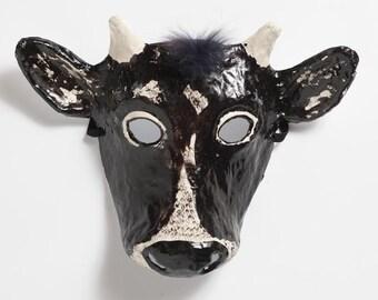 Halloween calf mask