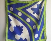 Vintage Vera Neumann Scarf Lot / 3 Fashion Scarves