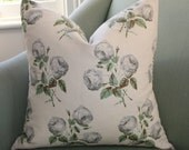 SECOND: Colefax & Fowler Bowood Pillow Cushion Cover