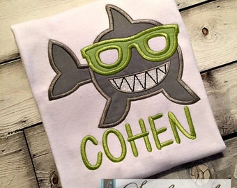 Shark Shirt - You Personalize