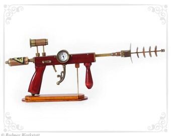 Steampunk  AT ray gun