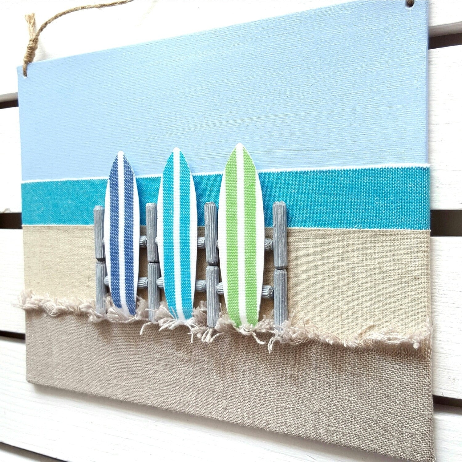 Small Surfboard Decorations