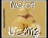 Custom listing for jhaasschleicher1- Do not Buy unless you are her- OOAK- Fleece Blanket